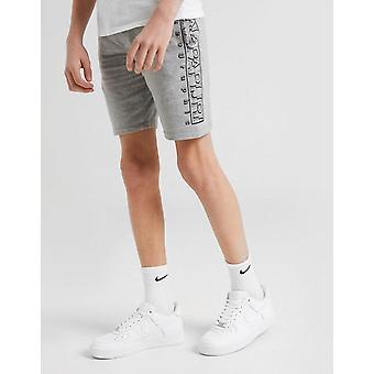New Napapijri Boys' Noli Shorts Grey