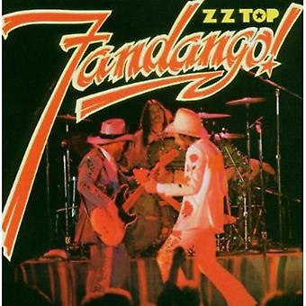 ZZ Top - importation USA Fandango [CD]