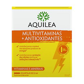 Aquilea Multivitamine + Antioxidans None