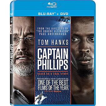 Captain Phillips [BLU-RAY] USA import