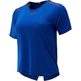 New Balance Impact Short Sleeve T Shirt Ladies
