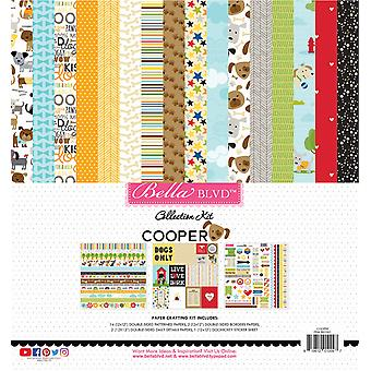 Bella BLVD Cooper 12x12 Inch Collection Kit