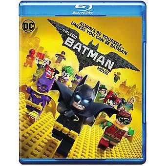 Lego Batman Movie [Blu-ray] USA import