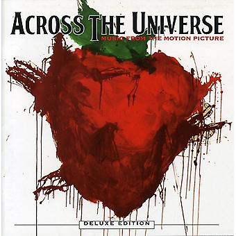 Various Artists - Across the Universe [CD] USA import