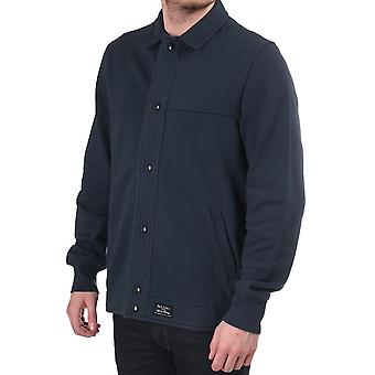 Paul Smith Jeans Basebell Jacket With Popper Front