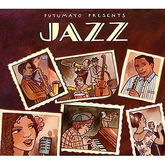 Putumayo Presents - Jazz [CD] USA import