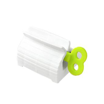 2PCS Manual Toothpaste Squeezer Green