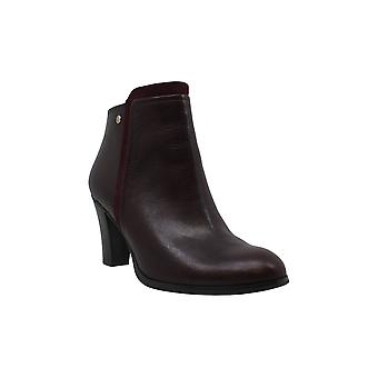 Giani Bernini Womens releigh Leather Round Toe Ankle Fashion Boots