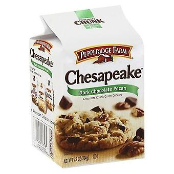 Pepperidge Farm Chesapeake donkere chocolade Pecan Cookies