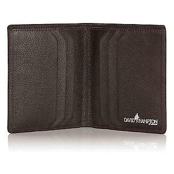 Espresso Malvern Leather Bifold Wallet