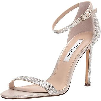 Nina Womens Crista Peep Toe Casual dia sandalen