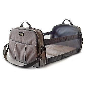 Bizzi Growin Pod Travel Changing Bag/Travel Crib