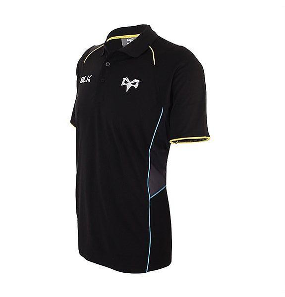 Ospreys Rugby Media Polo
