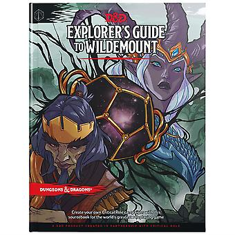 Explorer's Guide to Wildemount: Dungeons & Dragons (DDN)