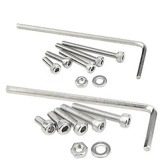 A2 Stainless Steel Din912 Allen Bolts Hex Socket Head Cap Screws Wrench
