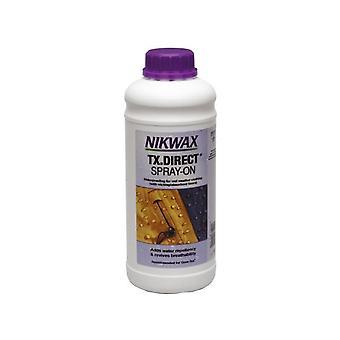 Nikwax TX Direct Spray-On Textile Waterproof