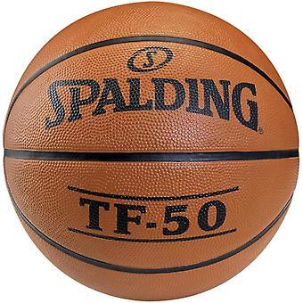 Basketball Spalding Tf-50 - Größe 5 - orange