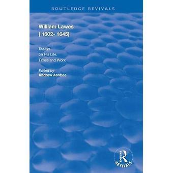 William Lawes 16021645 por Editado por Andrew Ashbee