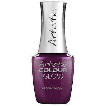 Artistic Colour Gloss Decked Out Dandy 2020 Holiday Gel Polish Collection - Tailored Tartan (2700278) 15ml