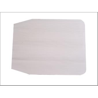 Croydex Shower Mat Plain White BD203022