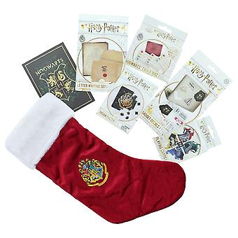 Harry Potter, Filled Christmas Stocking - Hogwarts