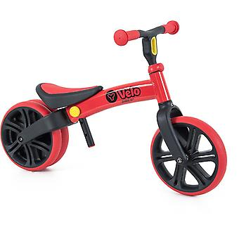 Yvolution YVelo Junior Balance Bike Red