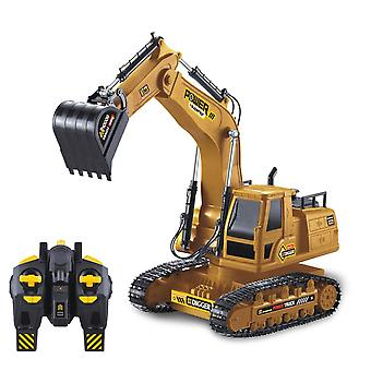 Rc Excavator Caterpillar Tractor, Model Engineering Car Toy