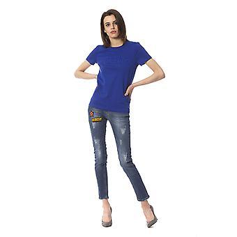 Blue Jeans Frankie Morello Women