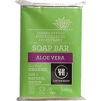 Urtekram Organic Aloe Vera Soap Bar 100g x12