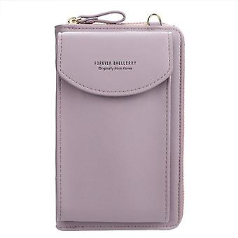 Women Cell Phone Wallet, Purses Female Messenger Shoulder Bag