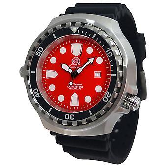 Tauchmeister T0331 montre de plongée automatique 52 mm