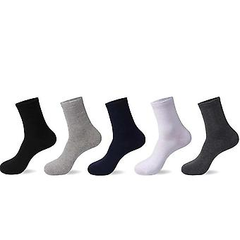 Casual Men's Business Socks, Summer & Winter Cotton Sock