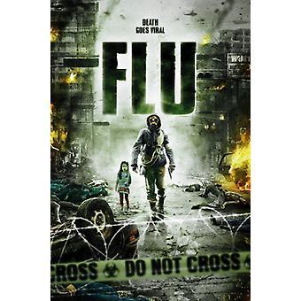Flu [DVD] USA import