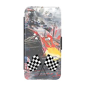 F1 Formula One iPhone 12 Mini Plånboksfodral
