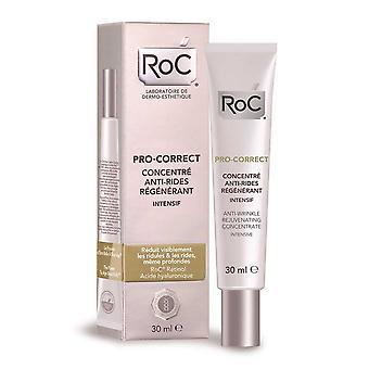 RoC Pro Correct Anti Wrinkle Rejuvenating Concentrate 30ml