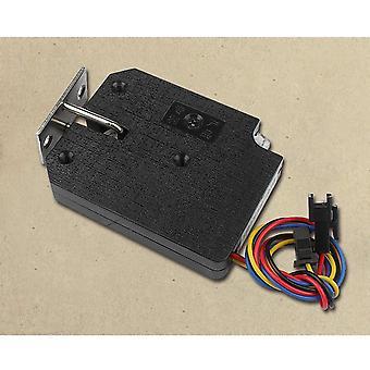 Pieni elektroninen lukko, kaapin sähköohjaus