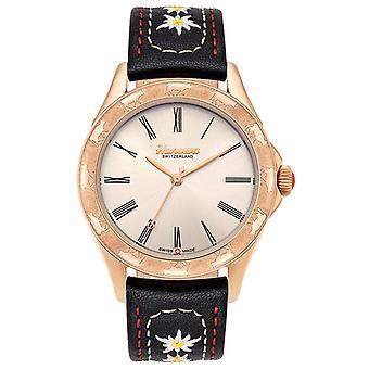 Ladies Watch Hanowa 16-6095.09.001.07, Quartz, 36mm, 5ATM