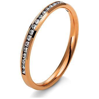 לונה יצירה אינסוף טבעת זכרונות חצי 1N963R453-1 - טבעת רוחב: 53