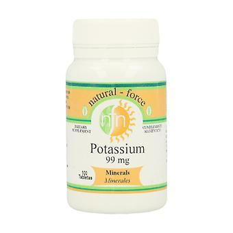 Potassium 100 tablets of 99mg