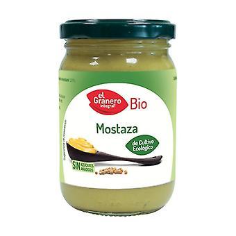 Organic mustard 200 g of cream