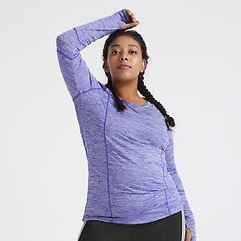 Women's plus size yoga fitness sport topp M08