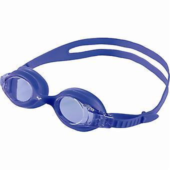 Arena X-Lite barn simma goggle - blå lins - blå ram
