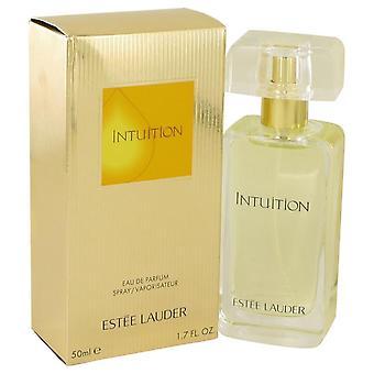Intuition Eau De Parfum Spray af Estee Lauder 1,7 oz Eau De Parfum Spray