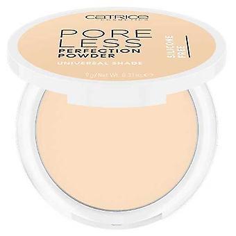 Catrice Kosmetikk Kompakt Pulver Poreless Perfection Powder 010 universell skygge
