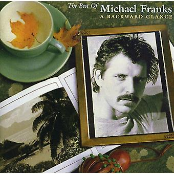 Michael Franks - Best of Michael Franks: A Backwards [CD] USA import