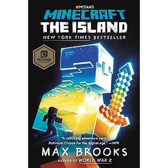 Minecraft saaren Max Brooks