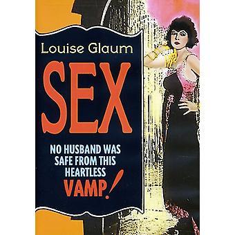 Sex (1920) [DVD] USA import