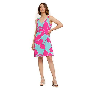 Shuuk Dress with Bow in Back - Adorable Cute & Comfortable Dress for Women