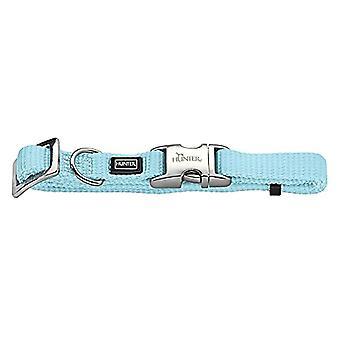 Vario Basic Alu-Strong collar, S/15azzuro, Nylon