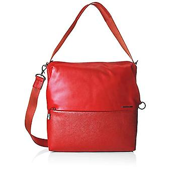 Mandarin Duck Athena, Women's Crossbody Bag, Red/Lacquer, 10x21x28.5 cm (B x H x T)